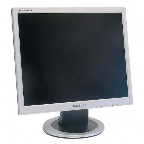 Monitor LCD Second Hand Samsung SyncMaster 710N 17 inch ***