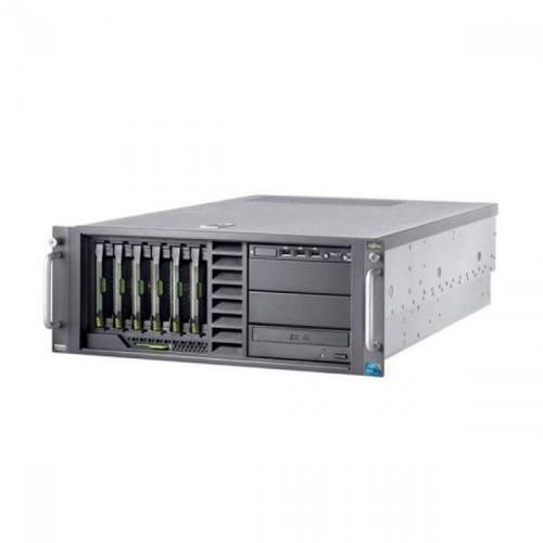 Server FUJITSU Primergy TX300 S6, Rack-mountable, 1x Intel Xeon E5620 2.40 GHz, 12GB DDR3, 2x 300GB SAS, DVD-ROM, 2x Surse Redundante, Second Hand