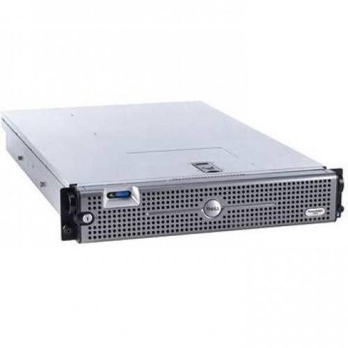 Server Dell PowerEdge 2950 2 x Xeon Dual Core E5140 2.33GHz 16 GB DDR2 2 x 146 SAS 2 x LAN 2 x PSU