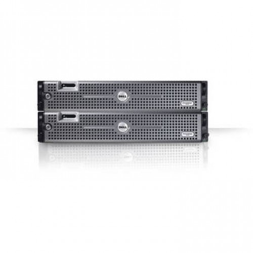 Server SH Dell PowerEdge 2950 Xeon Dual Core 1.6GHz 4GB DDR2 FBDIMM 2 x 73 SAS 2 x LAN Soft Preinstalat Windows Server 2012 Foundation ROK 15 clienti