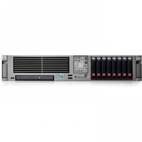 Server SH HP DL 380 G5 2x Xeon L5420 2.5Ghz 12MB Cashe 8GB DDR2 2x146GB Sas Raid 2 x PSU Soft Preinstalat Windows Server 2012 Foundation ROK 15 clienti