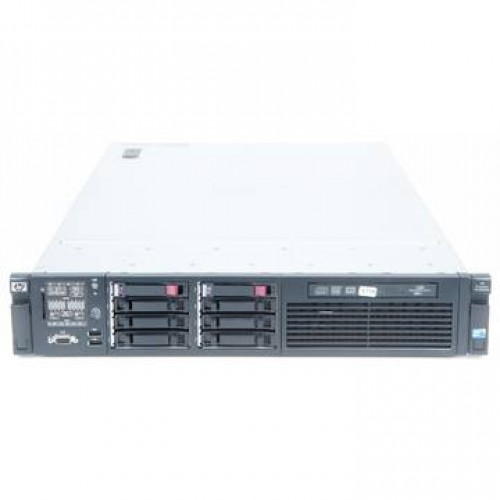 Server HP ProLiant DL380 G6 2 x Xeon Quad Core X5570 2.93Ghz 24Gb DDR3 2 x 146Gb SAS Raid 2XPSU