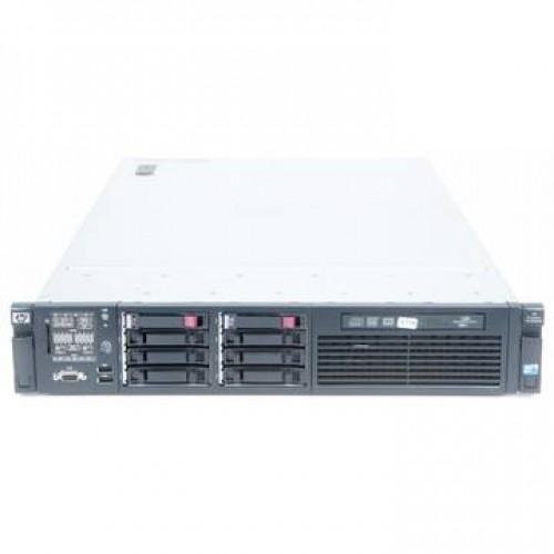 Server HP ProLiant DL380 G6 2 x Xeon Quad Core X5570 2.93Ghz 24Gb DDR3 2 x 146Gb SAS Raid 2XPSU