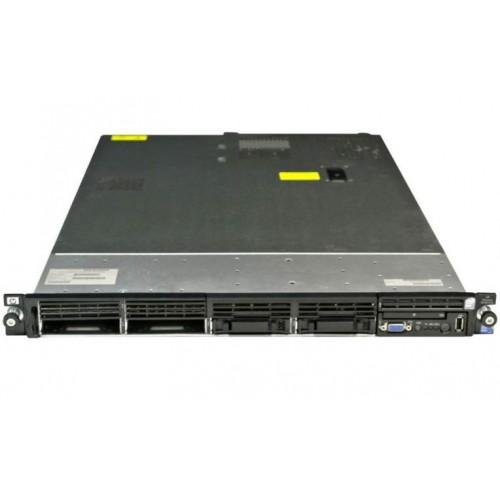 Server HP Proliant DL360 G6, 2 x Intel Xeon SIX Core X5650- 2.66 GHz, 48Gb DDR3 ECC, 4x 450Gb SAS, Raid P410i/onboard, 2 surse