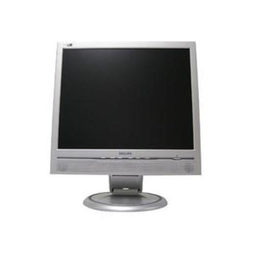 Monitoar Philips 170B, 17 inci LCD, 1280 x 1024, 8ms, VGA, DVI, Audio