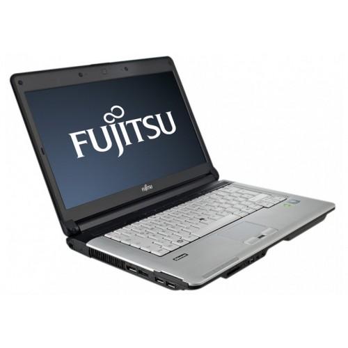 Laptop SH Fujitsu Siemens S710, Intel Core i5-560M, 2.66Ghz, 4Gb DDR3, 160Gb, DVD-ROM, Web, 14 inch