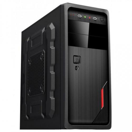 Sistem PC Office, Intel Core i3-2100, 3.1GHz, 4GB DDR3, 500GB SATA, Placa Video GeForce GT605 1GB, DVD-RW, Cadou Tastatura + Mouse