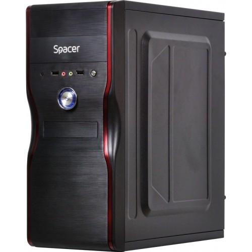 Sistem PC Interlink Thunder, Intel Core i3-3220 3.30 GHz, 8GB DDR3, 500 GB SATA, Placa Video GeForce GT605 1GB, DVD-RW, Cadou Tastatura + Mouse