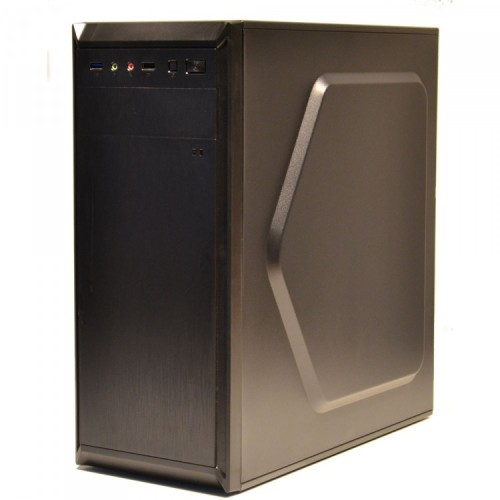 Sistem PC Office, Intel Core i3-2100, 3.1GHz, 8GB DDR3, 120GB SSD, DVD-RW