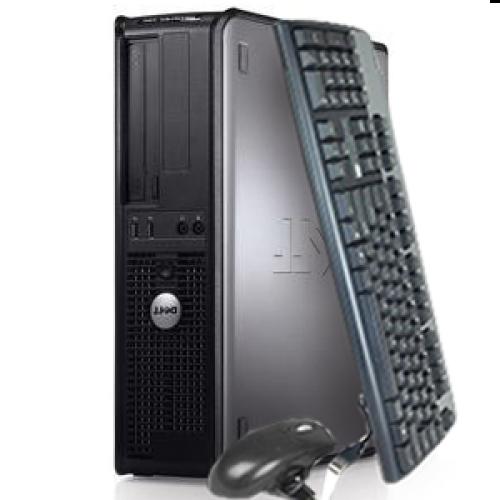 Calculator Dell Optiplex 320, Intel Core 2 Duo E6300, 1.86Ghz, 2Gb DDR2, 80Gb SATA, DVD-ROM ***