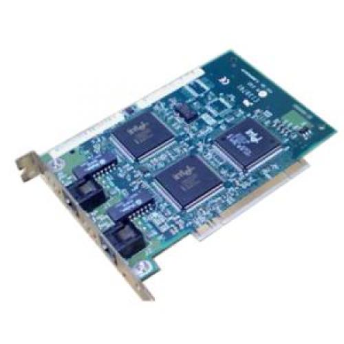Placa de retea PCI Intel Pro 10/100+, 2 x UTP
