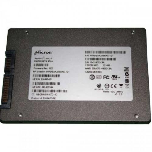SSD Laptop MICRON MTFDBAK256MAG-1G1, SATA 3, 256GB, 2.5 inch