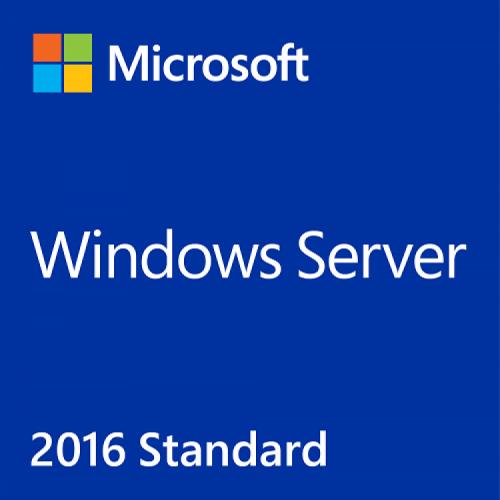 Licenta Server Standard 2016 64Bit English/ OEI DVD, 16 Core