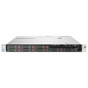 Server HP ProLiant DL360e G8, 1U, 2x Intel Octa Core Xeon E5-2450L 1.8GHz-2.3GHz, 12GB DDR3 ECC Reg, 2x 146GB SAS/10k, Raid Controller HP SmartArray P822/2GB, iLO 4 Advanced, 2x Surse 750W HOT SWAP, Refurbished