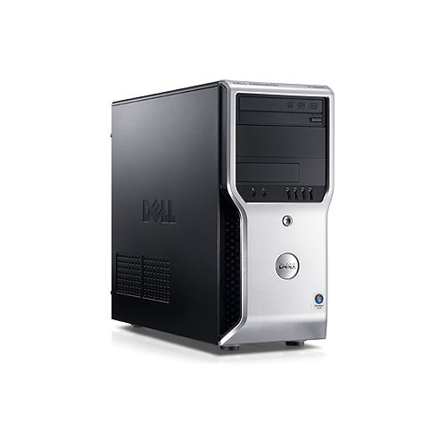 PC Dell Precision T1500, Intel Core i5-650 3.2Ghz, 4Gb DDR3, 500Gb SATA, DVD-ROM,TW PLACA VIDEO 512MB
