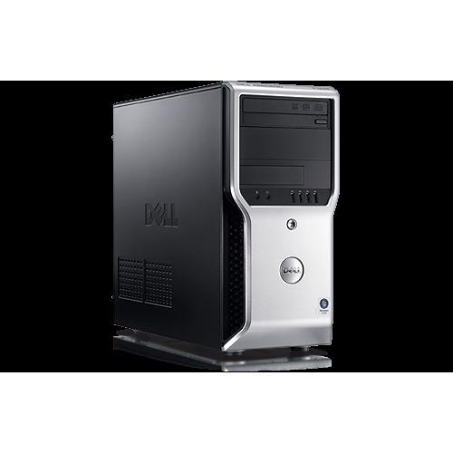 PC Dell Precision T1500, Intel Core i7-860 2.8Ghz, 8Gb DDR3, 128SSD SATA, DVD-ROM