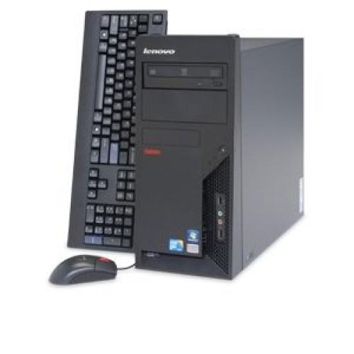 Calculator Lenovo Thinkcentre M91p tower, Intel Core i5-2500S 2.7GHz, 4 GB DDR3, 500GB SATA, DVD