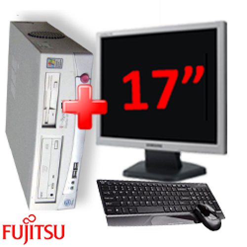 Pachet Super Desktop T-System SlimLine 20,Procesor Pentium 4, 3.2Ghz,Memorie RAM 512Mb DDR,HDD 80Gb,Unitate Optica DVD-ROM + Monitor 17 Inch LCD ***