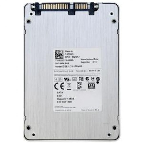 SSD Laptop, Lite-ON 128GB SATA 3, 2.5 inch