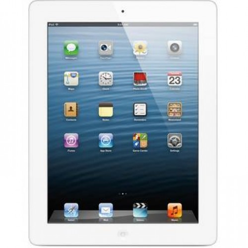 Tableta Apple iPad 4 WIFI 32GB Alb A1458