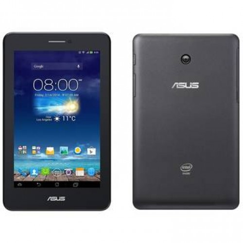 Tableta Asus Fonepad 7 Intel Atom Z2560 Dual Core 1.6 GHz 1GB DDR3 8GB 7 inch IPS HD Android Jelly Bean 4.2 Black