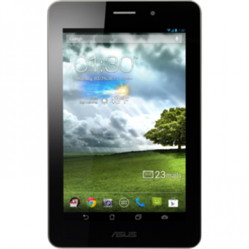 Tableta Asus Fonepad ME371MG Intel Atom Z2460 1.2 Ghz 1GB DDR3 16GB 7 inch IPS HD Wi-Fi 3G Android JellyBean 4.1 Black