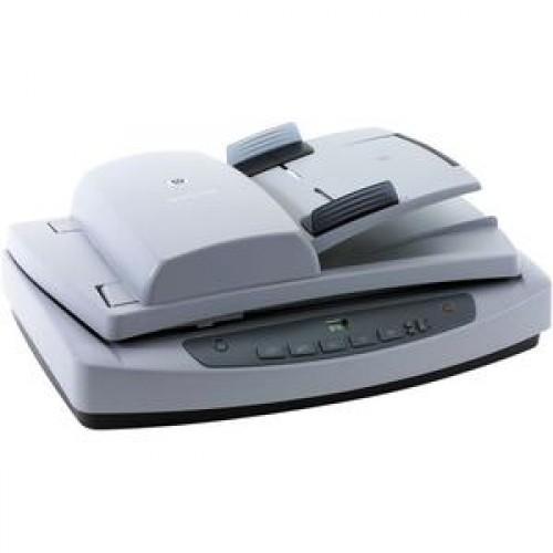 HP Scanjet 5590 Digital Flatbed Scanner, ADF, 2400 x 2400 dpi, USB