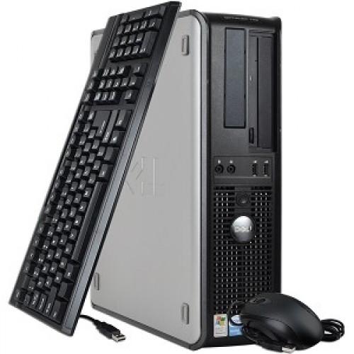 Dell OptiPlex 760 USFF, Intel Core 2 Duo E7300, 2.66Ghz, 2Gb DDR2, 160Gb, DVD-ROM/RW