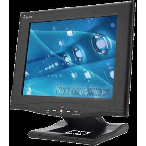 Monitor LCD TFT IPURE 15AV, 15 inch ,1280-1024, VGA-HD