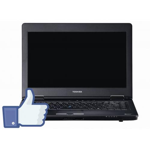 Laptop Toshiba Tecra M11, Intel Core i5-460M 2.53Ghz, 4Gb DDR3, 320Gb HDD, DVD, 15 inch, carcasa grad A-