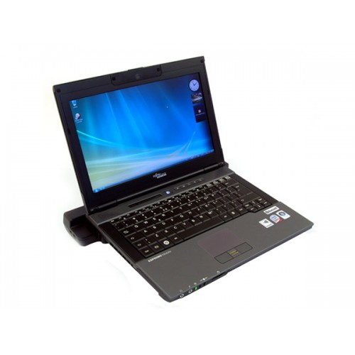 Laptop Fujitsu Esprimo U9210, Core 2 Duo T7400, 2.1Ghz, 2Gb DDR3, 80Gb HDD, DVD-RW, 12 Inch Wide, 3G ***