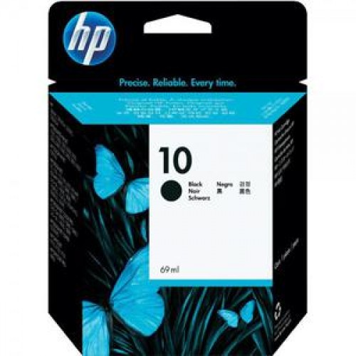 Cartus toner HP 10 Black, C4844A2200 pagini, Original