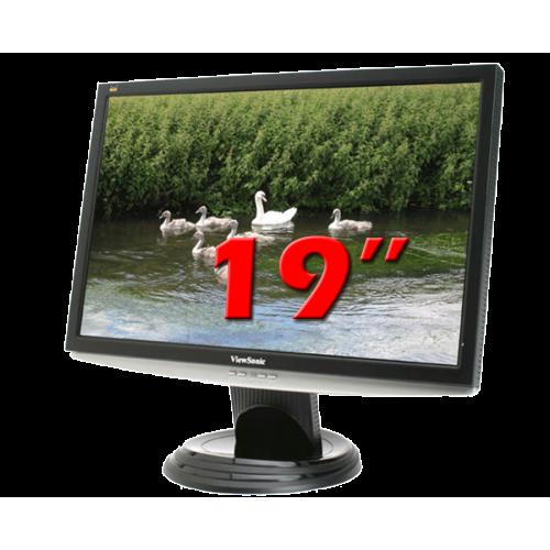 Promotie Monitor LCD / TFT  VIEWSONIC VX1940W Grad A cu Diagonala de 19 Inch