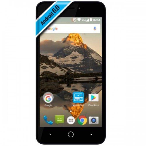 Telefon Smart Vonino Volt X dual sim, Quad Core Cortex A53, 8Gb, 1Gb LPDDR3, Display 5 inch 854 x 480