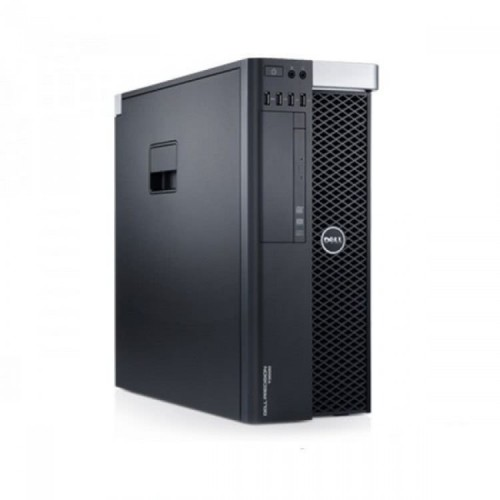 Workstation DELL Precision T3600 Intel Xeon Hexa Core E5-1650 3.20GHz-3.80 GHz 12MB Cache, 32 GB DDR3 ECC, SSD 240GB + 2TB HDD SATA, Placa Video Nvidia Quadro 4000 2GB/GDDR5/256biti
