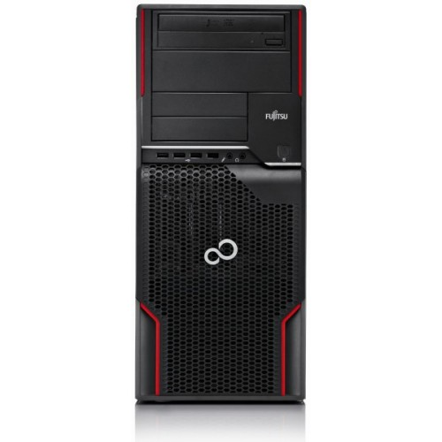 Workstation Fujitsu Celsius W510 Intel Core i5-2400S 2.5GHz - 3.3GHz, 4GB DDR3, 250 GB HDD, DVD-ROM