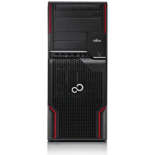 Workstation Fujitsu Celsius W510 Intel Core i5-2400S 2.5GHz - 3.3GHz, 4GB DDR3, 250 GB HDD, DVD-ROM
