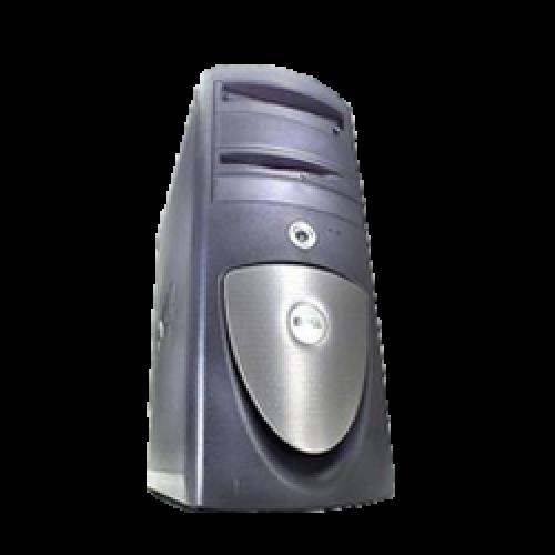 Workstation Dell Precision 340, Intel Pentium 4, 2.8Ghz, 1Gb RAM, 80Gb, DVD-ROM
