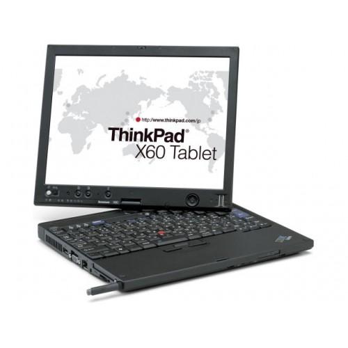 Notebook SH Lenovo ThinkPad X60 TABLET, C2D L2500 1.83Ghz, 2Gb DDR2, 40Gb, 12.1 inch