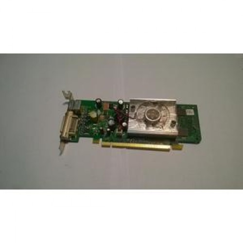 Placa video PCI-E nVidia GeForce 8400, 256 Mb, DVI, S-video, low profile design, sh