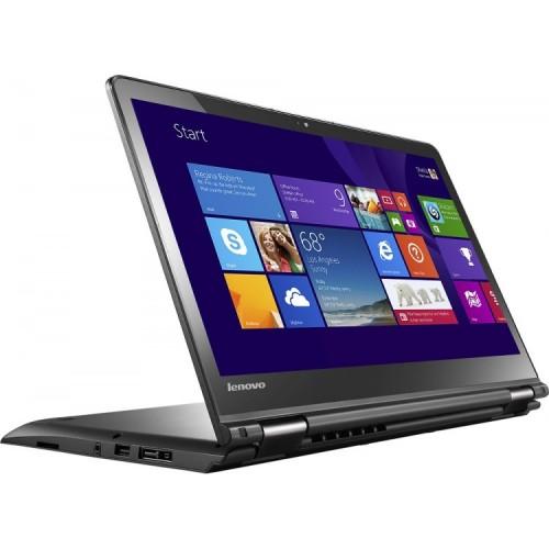 Laptop LENOVO Yoga 14, Intel Core i3-4010U 1.70GHz, 4GB DDR3, 500GB HDD, 13 Inch, Second Hand