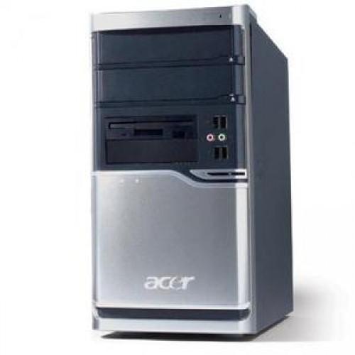 Calculator ACER Veriton M460 Tower, Intel Pentium Dual Core E2200 2.20GHz, 2GB DDR2, 160GB SATA, DVD-ROM