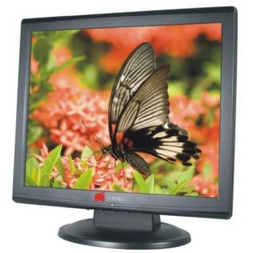 Monitor SH YURAKU, 19 inch LCD, 1440 x 900 pixel  WXGA, Widescreen 16:10, 16.2 milioane culori