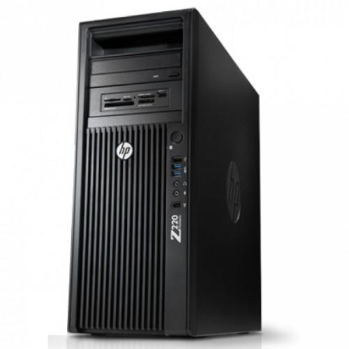Workstation HP Z220 Tower, Intel Xeon E3-1290 v2 3.70Ghz - 4.10Ghz, 8GB DDR3, 256GB SSD, DVD-RW, Placa video NVIDIA Quadro 600 1GB GDDR3