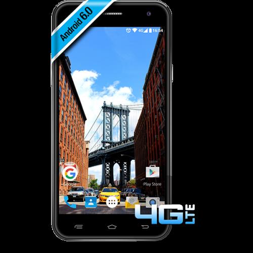Telefon Smart Vonino Zun X dual sim, Quad Core Cortex A53, 16Gb, 2Gb LPDDR3, Display 5 inch 1280 x 720