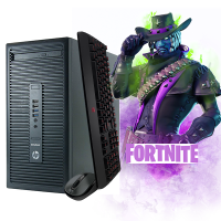 Calculator Gaming Fortnite HP Pro 705 G1 Tower Generatia 4 Pro 7300B 3.7GHz, 8Gb DDR3, 500Gb SATA DVD Video 2Gb DDRx 128Bits  - Fortnite, GTA5, CS-GO